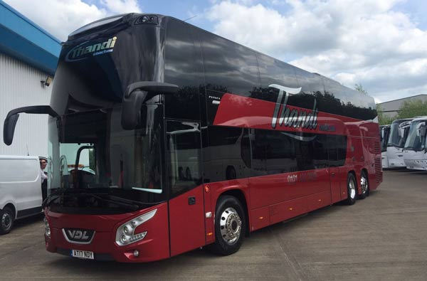 Corporate Coach Hire