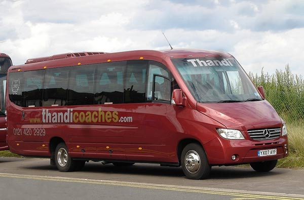 school coach hire